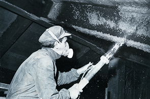 Where Can You Find Asbestos Sprayed Coatings