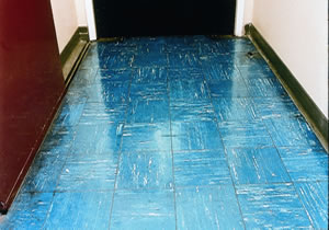 asbestos - floor tiles, textiles and composites