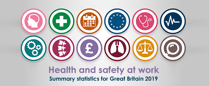Health and safety at work - Summary statistics for Great Britain 2019