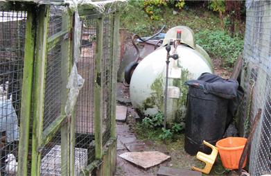 Bulk Lpg Storage Tank Safe Use Of Lpg At Small Bulk