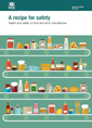 A recipe for safety: Occupational health and safety in food and drink manufacture