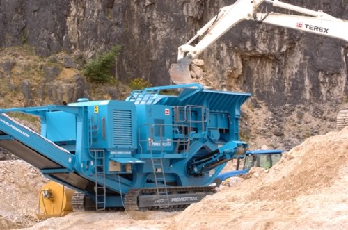 hse quarries safe operation and use of mobile jaw crushers rh hse gov uk