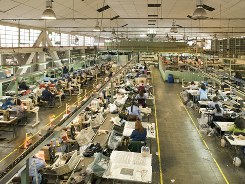 Health and safety in the textiles industries