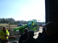 Digger demonstration