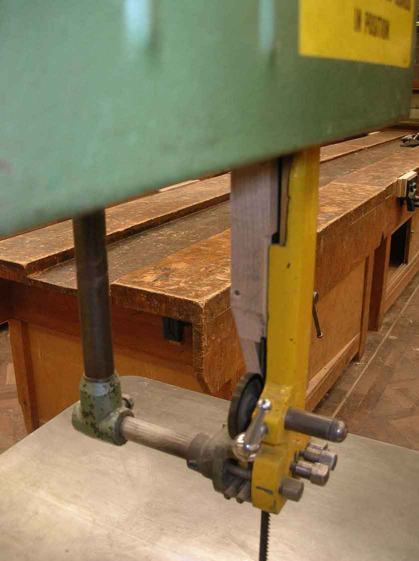 Introduction To Woodcutting Machinery Narrow Band Saw