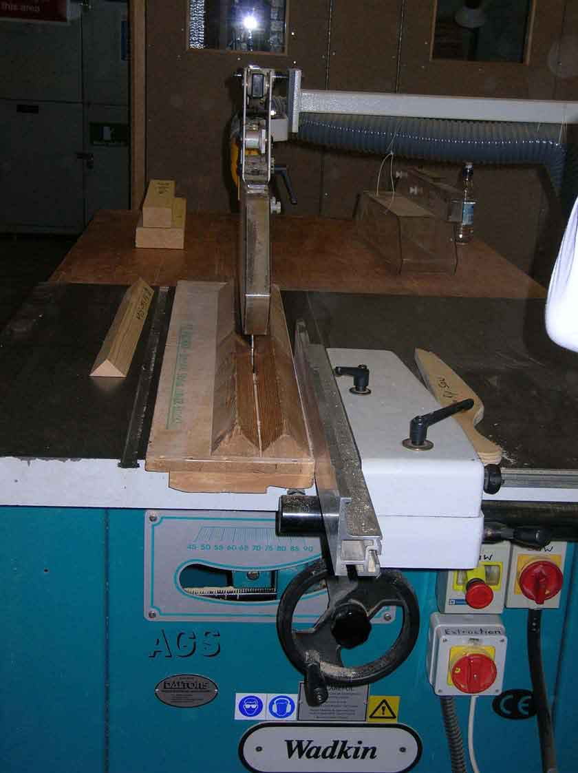 Introduction To Woodcutting Machinery Circular Saw Bench