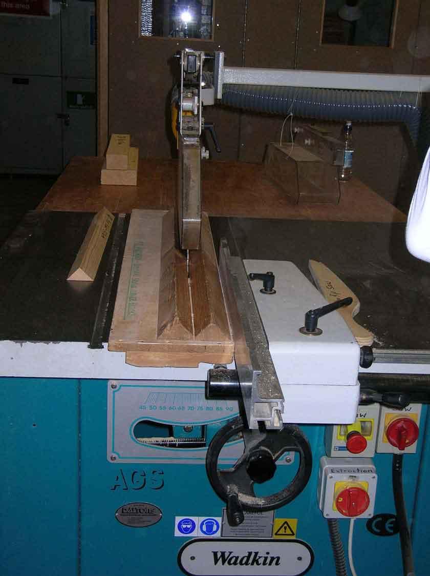 Introduction To Woodcutting Machinery Circular Saw Bench