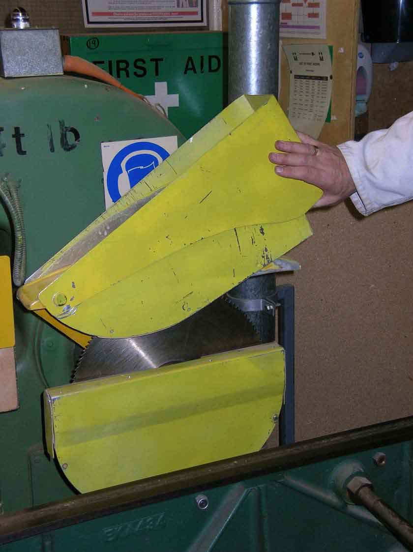 Introduction To Woodcutting Machinery Single End Tenoning